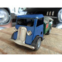 Caminhão Lata Litografada Corda Minic Triang Ingles 1930