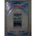 Pelicula Protetora Galaxy S3 Mini I8190 I8200 Fosca