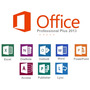 Cartão Chave Microsoft Office Professional 2013 Plus