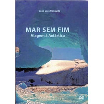 Dvd Mar Sem Fim Viagem A Antartica Box 3 Dvds