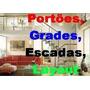 1800 Modelos De Portões,grades,escadas,layout