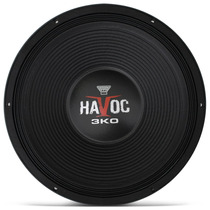 Woofer Oversound 15 1500w Havoc 3k0 Falante Medio Grave Som