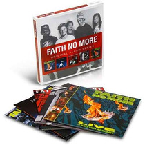 Box 5cds Faith No More Original Album Series Oirg E Lacrado
