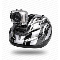 Camera Filmadora Digital Hd Camcorder Prova Dágua Sports