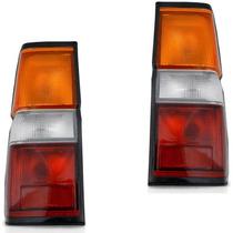 Lanterna Traseira Nissan Pathfinder 87 À 98 35x12cm Depo