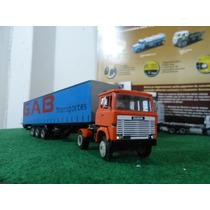 Caminhão Scania 140 Harpy + Carreta Arpra