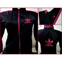 Agasalho Adidas Conjunto Infantil Calça E Blusa Moleton M/f