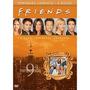 Box Original: Friends - A 9ª Temporada Em Digipack - 4 Dvds