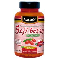 Goji Berry Em Cápsulas - 500mg - 120 Cápsulas - Frete Grátis