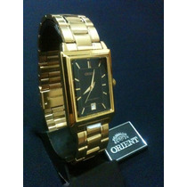 Relogio Feminino Dourado Orient Original Promocao Aproveite!
