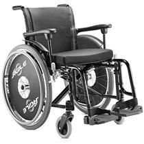 Cadeira De Rodas Cor Preta, Agile - Jaguaribe