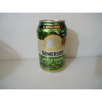 Lata Antiga Somersby Apple Cider P-colecio [orgulhodoml2]