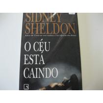Livro = Sidney Sheldon - O Céu Pode Esperar