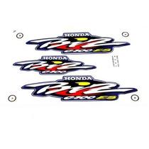 Kit Adesivos Honda Biz 100 Es 2001 Azul -- Frete R$9,90