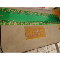 Placa 3200w Pre Exitadora E Regua Liza 3200w / Gradiente