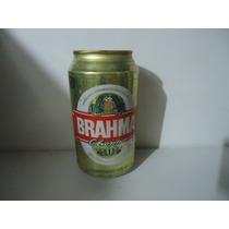 Lata Cerveja Antiga Brahma Chopp P-colecio [orgulhodoml2]