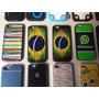 Capa Para Iphone 5 5 S Brasil Princesa + Película Grátis
