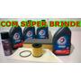 Kit Troca De Óleo Total E Filtros Hoggar 207 1.4 Flex+brinde