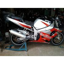 Sucata Gsx 750r,motor,suspensao,radiador,roda,quadrob,freio