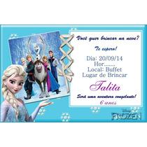 30 Convites Personalizados Com Foto E Tema Aniversário,cha