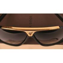 Óculos Louis Vuitton Evidence Original Completo Sedex Grátis