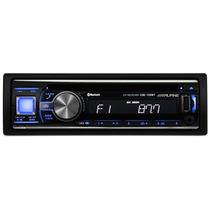 Toca Cd Alpine 133 Bt Usb Aux Mp3 Ipad Iphone Radio Am Fm
