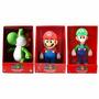 Kit 3 Super Mario Bros Original Caixa Coleção Frete Gratis