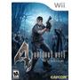 Resident Evil 4 Wii Edition Jogo Nintendo Wii E Wii U -zumbi