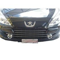 Kit Frisos Cromados P/ Aplicação Na Grade Peugeot 307