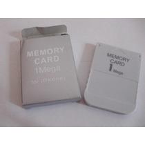 Memory Card Ps1 Com Garantia Frete $ 12
