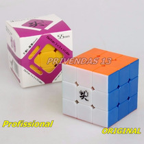 Cubo Mágico Dayan 5 3x3x3 Zhanchi Original Profissional