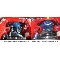 Adesivo Filtro Ar Motor Ford V8 302 Maverick Galaxie Mustang
