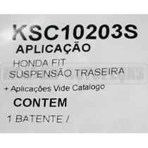 Kit Amortecedor Honda Fit 2003/2008 - Traseiro