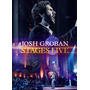 Blu-ray/cd Josh Groban Stages Live {import} Novo Lacrado