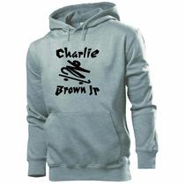 Blusa Moleton Charlie Brown Jr. Otima Qualidade!
