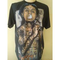 Camiseta Lil Wayne - Rap