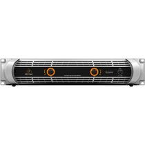 Amplificador Potência Behringer Inuke Nu1000 1000w Rms