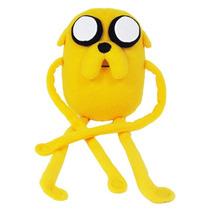 Adventure Time Pelúcia 25 Cm Jake Desenho Cartoon Multikids