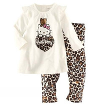 Pijama Hello Kitty Infantil - Pronta Entrega