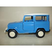 Miniatura Toyota Bandeirante 1979
