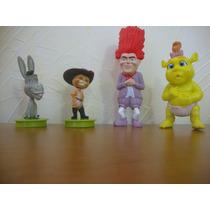 Antigos Brinquedos Mcdonalds Shrek 2010