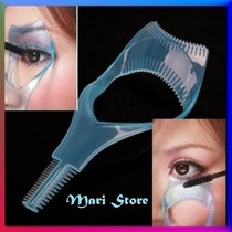 Aplicador Protetor Para Rímel Mascara Cílios 3em1 Não Borra!
