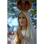 Nossa Senhora Do Rosário De Fátima Vertical Na Tela Repro