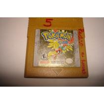 Nintendo Gameboy Advance Pokemon Gold Version