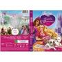 Dvd Barbie - E O Castelo De Diamantes