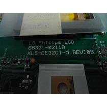 Inverter Philips 32pf5320 32pf5321 ,6632l0211a