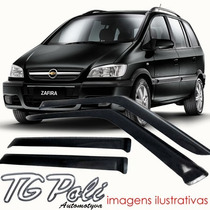 Calha Defletor De Chuva Chevrolet Zafira 4 Portas - Tg Poli