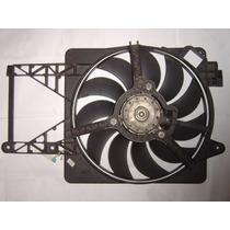 Motor Ventilador Radiador Fiesta Valeo (completo) C/defletor