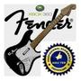 Guitarra Fender Rock Band Guitar Hero Xbox 360 Original
