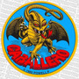 Brq - Adesivo Skate Caballero - 1980 - 9cm Powell Peralta